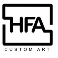 HFA Custom Artwork  logo
