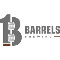 13 Barrels Brewing logo