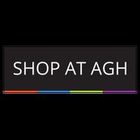 Shop at the AGH  logo