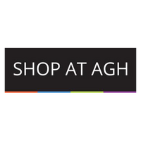 Shop at the AGH  logo