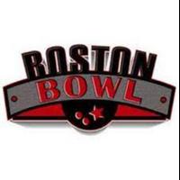 Bowling Pin by Boston Bowl logo