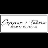 Copper + Twine logo