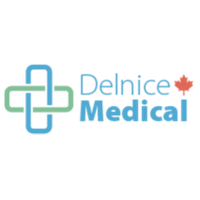 Delnice Medical logo