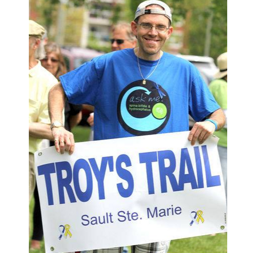 Troy's Trail Virtual Spirit Wheel Walk Run 2020's logo