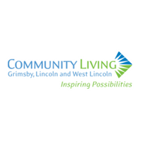 Community Living - Grimsby, Lincoln and West Lincoln logo
